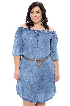 Vestido Plus Size Idelly