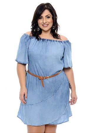 Vestido Plus Size Samari