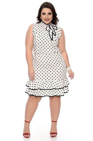 31b266e21 Vestido Plus Size Sheile | Daluz Plus Size - Loja Online - Daluz ...