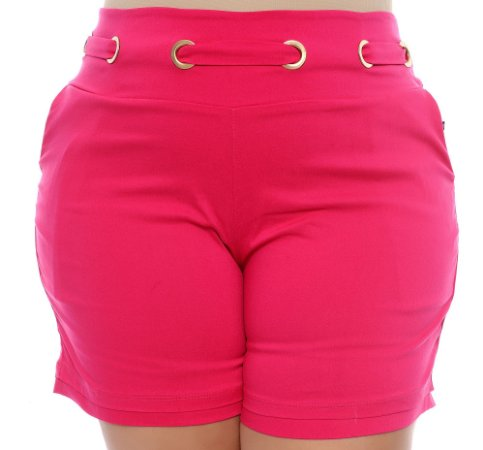 Shorts Plus Size Keidy