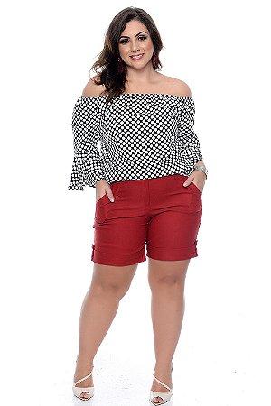 Blusa Plus Size Dhety