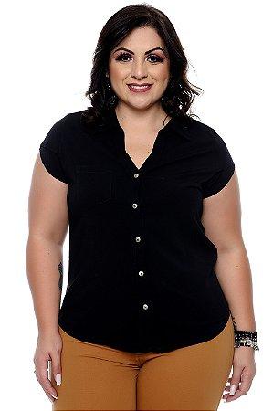 Camisa Plus Size Zulma