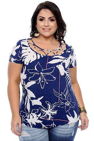 Blusa Plus Size Launa