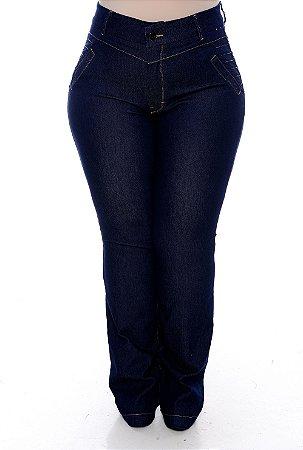 Calça Jeans Plus Size Gisa