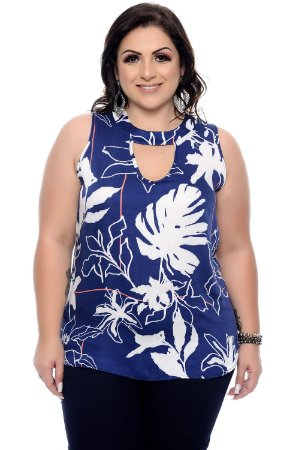 Regata Plus Size Gevila