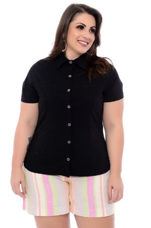 Camisa Plus Size Josely