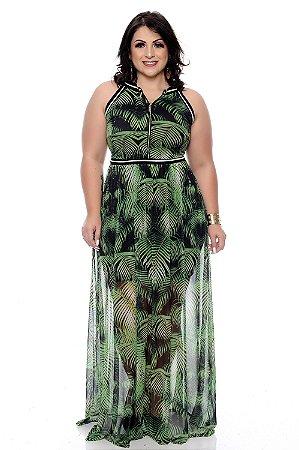 Vestido Plus Size Anaisi