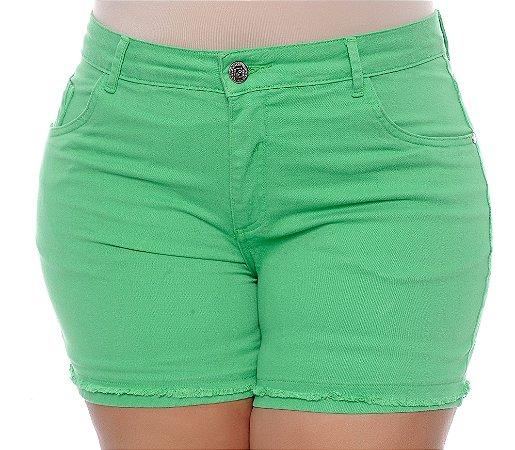 Shorts Plus Size Marceli