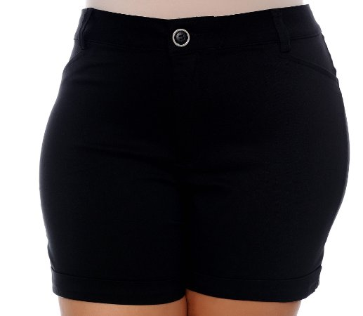 Shorts Plus Size Mirucha