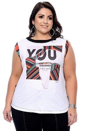 T-Shirts Plus Size Carmem