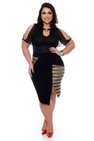 Saia Plus Size Betty