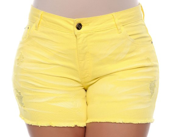 Shorts Plus Size Claire