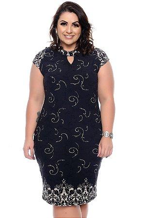 Vestido Plus Size Agata