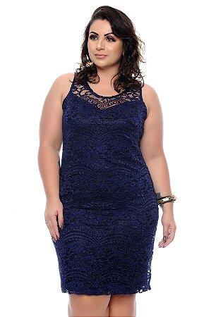 Vestido Plus Size Olga