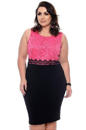 Vestido Plus Size Linda