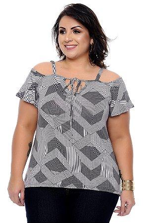 Blusa Plus Size Fernanda