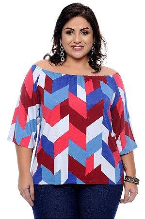 Blusa Plus Size Marisa
