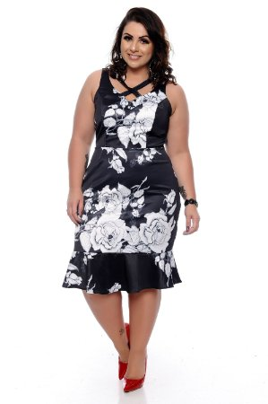 Vestido Plus Size Lovely