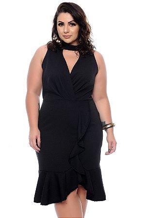 Vestido Plus Size Gheovana