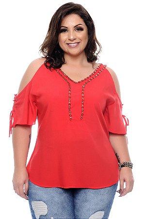Blusa Plus Size Wedda