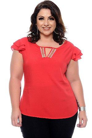 Blusa Plus Size Regina