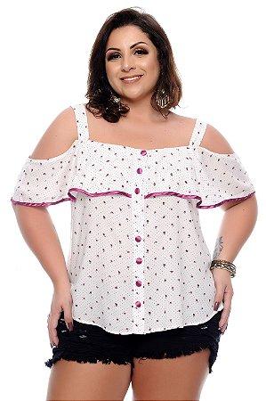 Blusa Plus Size Nandah