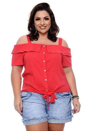Blusa Plus Size Wally