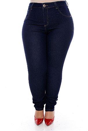 Calça Skinny Jeans Plus Size Rosana