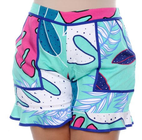 Shorts Plus Size Oliare