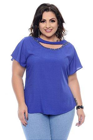 Blusa Plus Size Kelcia