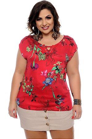 Blusa Plus Size Julya