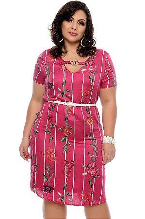 Vestido Plus Size Natania