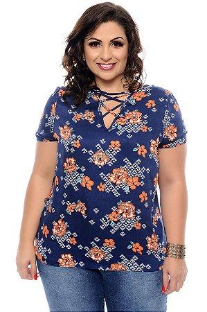 Blusa Plus Size Edyana