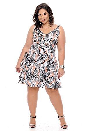 Vestido Plus Size Thay