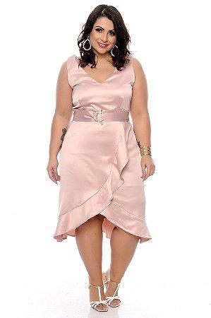 Vestido Plus Size Malky