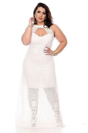 Vestido Plus Size Dymara