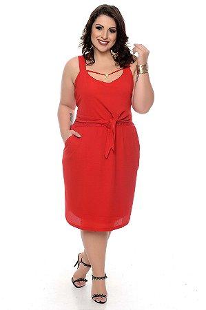 Vestido Plus Size Mazida