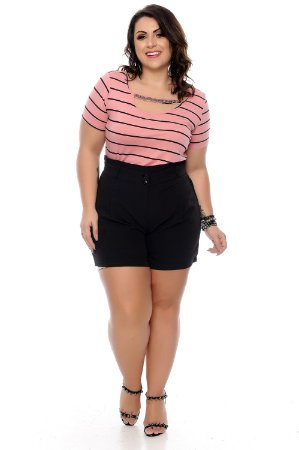 Shorts Plus Size Shutze