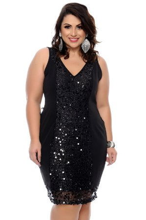 Vestido Plus Size Beatrys