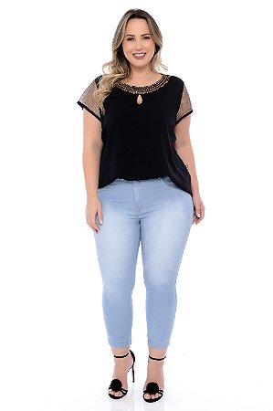 Blusa Plus Size Thelma