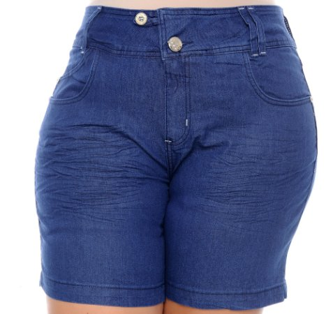 Bermuda Jeans Plus Size Maisler