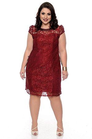 Vestido Plus Size Anydes