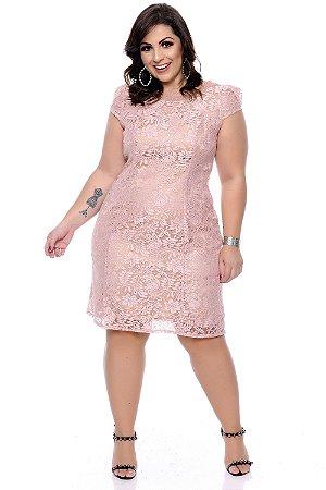 Vestido Plus Size Parucci
