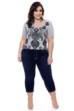 Blusa Plus Size Molina