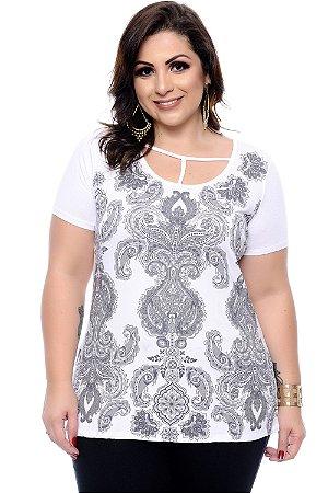 Blusa Plus Size Naura