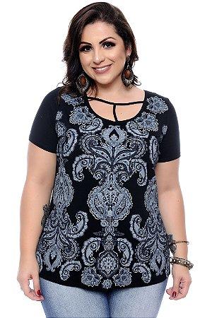 Blusa Plus Size Gesyh