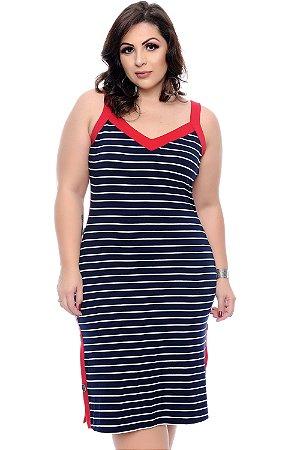 Vestido Plus Size Guyme