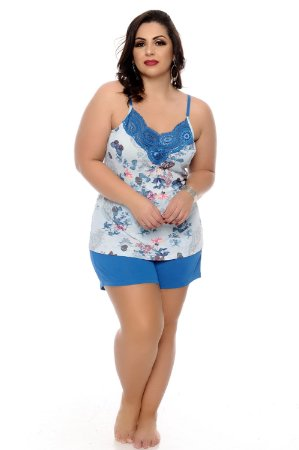 Short Doll Plus Size Shilla