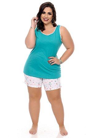 Pijama Plus Size Neddy