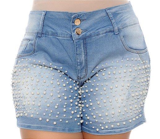 Shorts Jeans Plus Size Rhanny